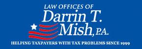 Get IRS Help Now – Tampa Tax Attorney Darrin T. Mish